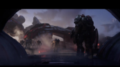 Halo Wars 2 光环战争2 之唤醒梦魇。第一关:怎么可能会出错。鬼面兽打破博爱之城 2020-02-03 21-30-25