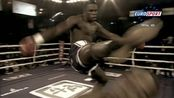 【传说中的奥特飞踢?】荷兰泰拳王 雷米·邦加斯基 KO 弗农·怀特