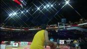 CBA-1314赛季-全明星赛-三分球大赛:天津队的孟祥龙总分是15分-花絮