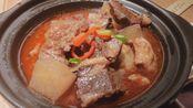 绵宝探店之谷田稻香,辣与鲜的极致碰撞,来品尝这一道萝卜牛腩饭