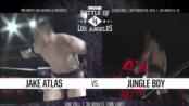 PWG Battle Of Los Angeles 2019 Tag 2 2019.09.20 Jungle Boy vs. Jake Atlas