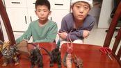 【阿文玩儿玩具】国产SHF(ko厂) 二代目基多拉 开箱