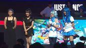 10.5 2019bw上海站 牙牙和小姐姐 2233 游戏舞台畅玩