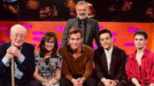 【The Graham Norton Show】S24E04 Chris Pine, Sir Michael Caine, Rami Malek etc.