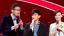 2011.12.29吴奇隆上海东方卫视录制跨年 主持人对话 绝对扮萌 包子嘴+剪子锤子布