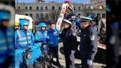 """首次!哈尔滨交警公布违反""""六必罚""""行人、机动车的姓名和车牌号"""