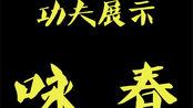 武术传承人 阎玺功夫展示——咏春!