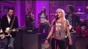 【超清周六夜现场演出】Avril Lavigne - Girlfriend / I Can Do Better (Live SNL 2007)
