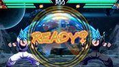 The_Cool_Kid93(SSGSS Goku_DBS Broly_Gotenks) Fights Simba(SSGSS Goku_Bardock_SSJ
