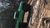 vp vs4攀爬车挑战一些有难度的破,不带任何辅助设备!地址,苏州市天平山。