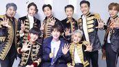 【super junior】-成员们的各种排列顺序