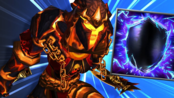 [争霸艾泽拉斯8.2.5]魔兽世界Dalaran 1v1竞技场车轮战 这个萨满是谁?