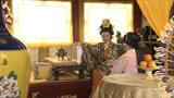 妃子到太皇后那告状,怀疑皇上是假的这事说出来,却惹怒了太皇后