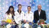 【NHK Trophy】Sofia Shevchenko/Igor Eremenko 韵律舞