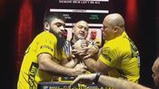 2019 zloty tur 腕力世界杯 86kg级别左手赛