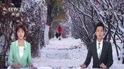 [朝闻天下]河北邯郸 强冷空气强势来袭 气温骤降