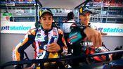 MotoGP Quartararo & Razali谈2019年度的成功! talk Petronas success in 2019