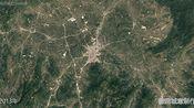 地图里看区域发展,湖北省通城县城市建设进程