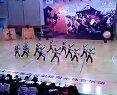 辽宁省大学生啦啦操沈阳总决赛渤海船院队荣获第一名