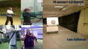 4.9秒10箭连射 弓箭大师Lars Andersen 拉斯·安德森 世界记录