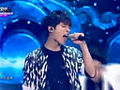 140627 音乐银行 INFINITE - Last Romeo+阵雨