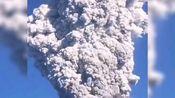 国外火山爆发Vs四川宜宾海市蜃楼奶勾更厉害捏