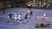 【NBA2K18 模拟】4v4 联赛 初赛 2.湖人13年f4 vs凯子四巨头