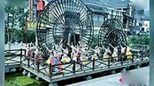 旅游:湖南张家界拍旅游版《小苹果》MV 广场舞