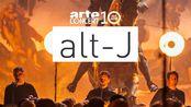 ALT-J Live @ Paris Fine Arts School 2015, Paris, France on 2015.01.29