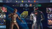 不义联盟2 多重宇宙队vs超肉三紫队 事实证明叠肉也会被秒