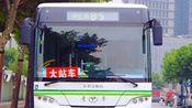 上海公交/你还记得85路巴士装的q4A巨龙吗