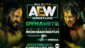 AEW Dynamite #21 30 Minutes Iron Man Match 2020.02.26 PAC vs. Kenny Omega