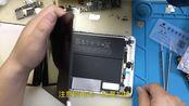 Ipadmini2内屏幕显示条纹换内屏幕简略过程