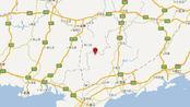广西玉林市北流市附近发生5.2级左右地震 震源深度10千米