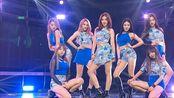 【莫笑中字】动摇的眼神 映射出你的心!160825 I.O.I-Whatta Man Mnet M!Countdown