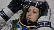 """女宇航员在外太空,是如何保护""""隐私""""的?网友:辛苦了英雄!"""