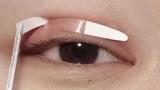 单眼皮肿眼泡这样贴,秒变双眼皮大眼睛,简单自然!