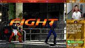 【小孩曾卓君】导师吊打拳皇2000顶级高手!援助是来搞笑的吗? 小孩vs吖王 10月24号