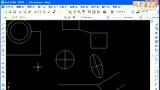 AutoCAD 2004视频教程 第五章[如何快速准确绘制图形][2.如何快速准确绘制图形2]