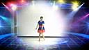 冷雪广场舞【DL快四嗨出你的爱】舞曲制作百事五哥原创编舞冷雪附含口令教学版