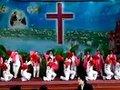 黑龙江七台河新兴教会2011圣诞节