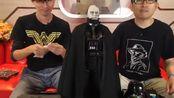【转载】玩具TV TOYSTV Hot Toys 1/4 qs013 星球大战 Star Wars 黑武士 达斯维达 Darth Vader VIP版 评测