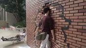 """世界上最""""奇怪""""的公司,上班必须""""撞墙而过"""",你敢去吗?"""