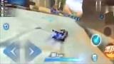 QQ飞车手游:青山带你领略一下九千块的银河战舰的威力!