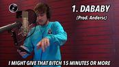 大神展示19年最新的15种不同的rap方式(ft. Dababy, Lil Nas X, NLE Choppa, Lil Tecca)