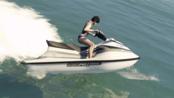 "【GTA5】教你怎么弄日漫里面的,""死库水""游泳衣,不到100游戏币就可以获得!"