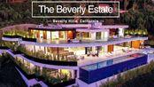 豪宅欣赏‖比弗利山庄俯瞰城市全景与海景的现代豪宅/1300 Beverly Estate DriveBeverly Hills, CA 90210