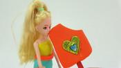 培乐多彩泥手工制作冰糕和衣服玩具教程,婴幼儿宝宝玩具过家家游戏视频A690