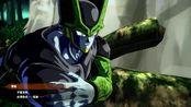 《龙珠斗士z 》,第一期超级赛亚人攻略之人造人21号打败西路,西路靠太阳拳逃跑