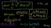 (ML 16.9) EM for the Gaussian mixture model (part 3)-_